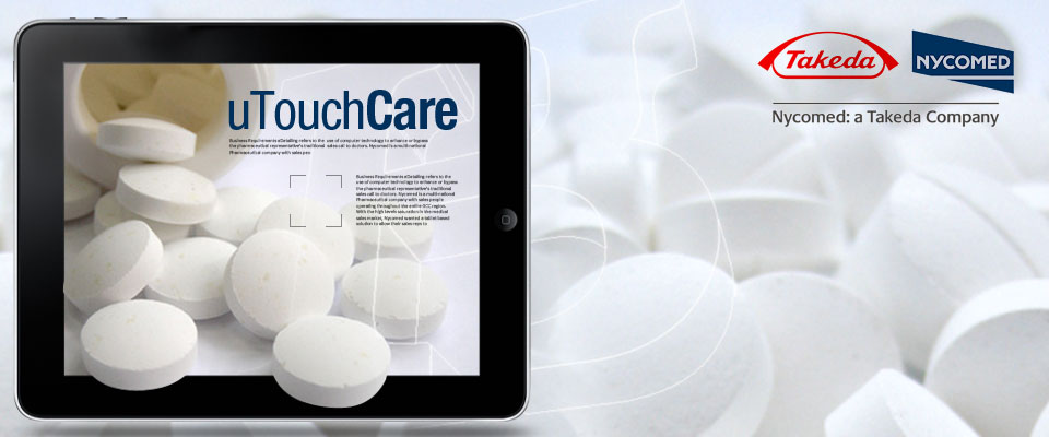 uTouchCare at Nycomed